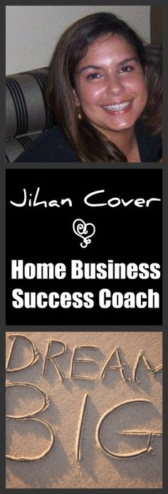Swing by my new fan page! www.fb.com/bizcoachjihan