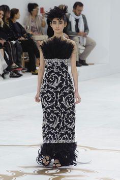 Défile Chanel Haute couture Automne-hiver 2014-2015 - Look 32