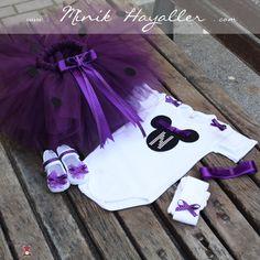 Purple (Minnie Mouse) (Swarovski) Tutu Set Siparişlerinizi www.minikhayaller.com adresinden verebilirsiniz.
