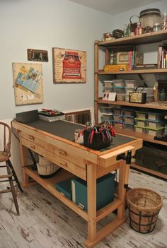 My awesome workbench!!