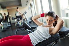 Saiba quais são os exercícios que ajudam a perder a gordura localizada