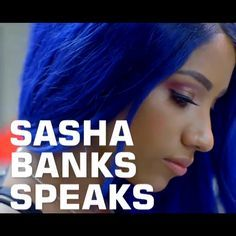 SASHA BANK SPEAKS ABOUT HER UPCOMING MATCHES IN #WWE. Now Watch Online More About Sasha banks all matches & Events. Watch Wrestling, Wrestling Wwe, Sasha Banks Theme Song, Mercedes Kaestner Varnado, Wwe Sasha Banks, Upcoming Matches, Wwe Girls, Wwe Womens, Female Wrestlers