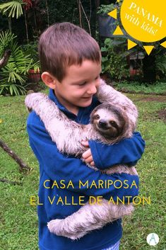 Casa Mariposa, El Valle de Anton, Panama via @farflunglands