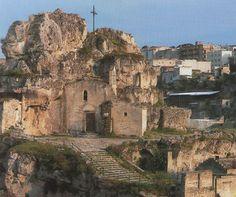 Matera, la città dei Sassi,è una città straordinaria