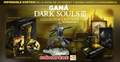 SORTEO Exclusivo de Dark Souls III Collector's Edition!