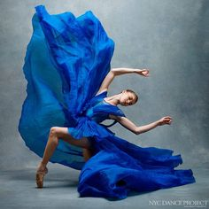 NYC Dance Project was created by Ken Browar and Deborah Ory, who live in Greenpoint, Brooklyn .#artpeople www.artpeoplegallery