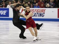 U.S. Champs senior free dance  Anastasia Cannuscio and Colin McManus