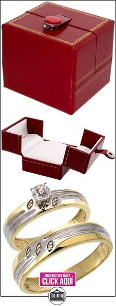 Revoni - Anillo de compromiso de oro amarillo  ✿ Joyas para hombres especiales - lujo ✿ ▬► Ver oferta: https://comprar.io/goto/B005EGRFOO