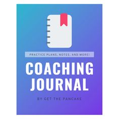 Volleyball Coaching Journal
