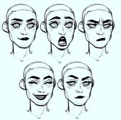 Art techniques, face reference, drawing reference, drawing tips, human face Character Design Challenge, Character Design Cartoon, Character Design References, Character Design Inspiration, Character Art, Character Design Tips, Cartoon Drawings, Art Drawings, Cartoon Faces