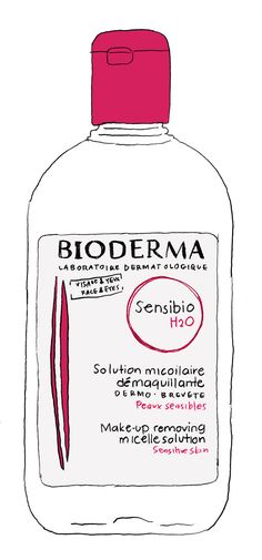Bioderma, the non-rinse cleanser and makeup remover from France is coming to the U.S.  Only one step to cleanse and even removes waterproof makeup!