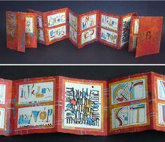 5 artist books - KirstenHorel