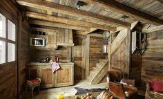 дом рустик с печью деревянный вид снаружи: 9 тыс изображений найдено в Яндекс.Картинках