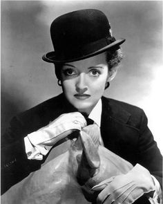 Bette Davis photographed by George Hurrell (1939)