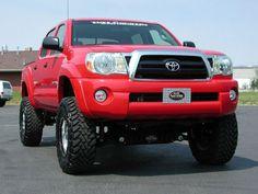 "2005-2012 Toyota Tacoma 4x4 - 6"" Suspension Lift Kit.  #Offroad #truck #tundra #toyota"
