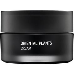 Koh Gen Do Oriental Plants Cream (380 BRL) ❤ liked on Polyvore featuring beauty products, fillers, beauty, makeup, black fillers, black, magazine and outline