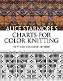 Alice Starmore's Charts for Color Knitting: New and Expanded Edition (Dover Knitting, Crochet, Tatting, Lace): Alice Starmore: Fair Isle Knitting Patterns, Knitting Charts, Knitting Designs, Knit Patterns, Knitting Projects, Crochet Pattern, Stitch Patterns, Punto Fair Isle, Motif Fair Isle