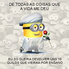 frases minions sinceros - Pesquisa Google