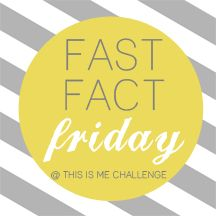 This Is Me Challenge: Fast Fact Friday - Best Vacations