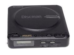 Lekker cd'tjes luisteren op je Discman.