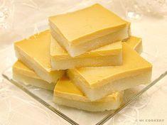 Tapioca Custard Cake - Cassava Flan Bibingka Coconut Desserts, Asian Desserts, Dessert Drinks, Asian Snacks, Coconut Milk, Coconut Recipes, Pinoy Dessert, Filipino Desserts, Recipes