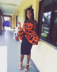 Eye Popping Latest Ankara Gown Styles For 2017 - Hair Style Women African Attire, African Wear, African Women, African Dress, African Style, African Kids, African Clothes, Latest Ankara Gown, Ankara Gown Styles