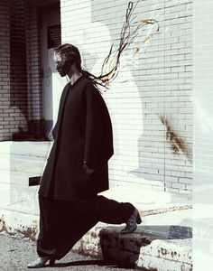 """Damir Doma"" ph. Gregory Harris for interview."