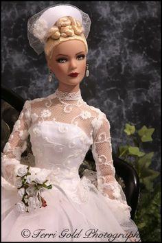 Bridal Fashion Doll