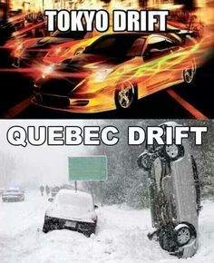 Funny pictures about Michigan drift. Oh, and cool pics about Michigan drift. Also, Michigan drift. Funny Images, Funny Photos, Funniest Photos, Funny Pix, Funny Videos, Tokyo Drift, Meanwhile In Canada, Canadian Things, Canadian Memes