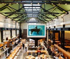 Tramshed - London's Best Restaurants | Travel + Leisure