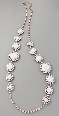 Lumiere Blanche Necklace