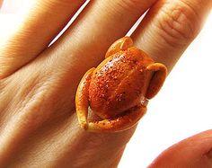 Thanksgiving Turkey Ring