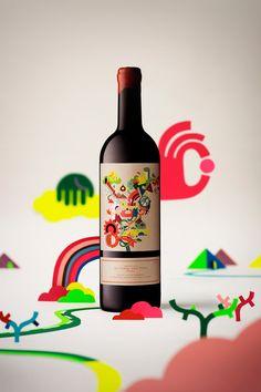 Eight's vineyard on Behance