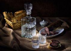 фотографии с водкой и закуской -1-15