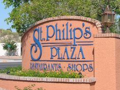 Named for St Phillips church where I sang 1957-1962 J.A.Young ▓ Discover Tucson's finest local boutiques, galleries, and restaurants with delightful outdoor dining. Enjoy the colorful gardens, tiled courtyards, beautiful fountains, and mission-style architecture of St. Philip's Plaza.
