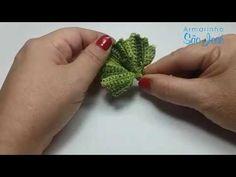 Folha da Abóbora em Crochê! - YouTube Crochet For Beginners, Projects To Try, Make It Yourself, Flowers, Youtube, Crochet Appliques, Crochet Pumpkin, Crochet Fruit, Crochet Edgings
