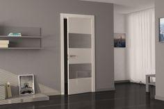 Итальянская дверь в интерьере.
