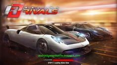 Racing Rivals v5.3.1 Mod Apk [Unlimited Money and Diamond] | latest android games mod apk 2016-2017