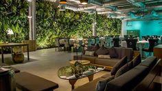 Los jardines verticales más asombrosos del mundo. Malaga