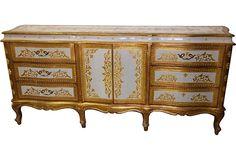 Florentine-Style Sideboard