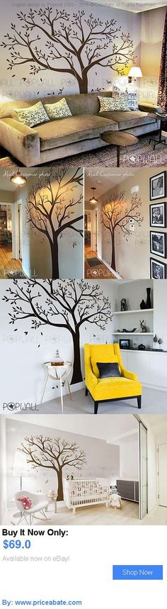 Baby Nursery: Giant Family Tree Wall Sticker Vinyl Art Home Decals Room Decor Mural Branch New BUY IT NOW ONLY: $69.0 #priceabateBabyNursery OR #priceabate