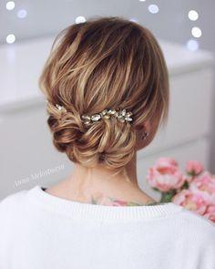 Hairstyle by @annamelostnaya Accessories @wedery_com https://www.instagram.com/p/BbD9slLn9qU/?taken-by=annamelostnaya