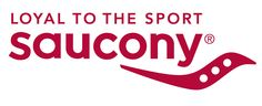"""thinking about the logo only...it means """"run like water"""" (the saucony river). Plus, I ran all my races in saucony!"""