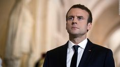 Police arrest man they say planned to kill French President Emmanuel Macron at Bastille Day parade