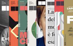 IL Magazine Covers, Nº 34–48