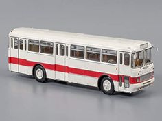 Ikarus 556 1962 Year - Large-Class City Bus - Scale Collectible Model Vehicle - Produced by The Hungarian Company Ikarus Scale, Models, Amazon, City, Vehicles, Weighing Scale, Amazon Warriors, Riding Habit, Car