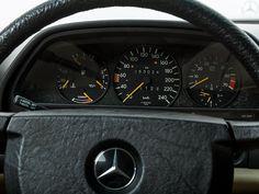 1986 Mercedes-Benz S-Class W126