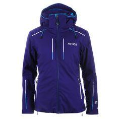 Nevica | Nevica Vail Ski Jacket Ladies | Ski Jackets Ski Jackets, Jackets For Women, Snowboarding, Skiing, Vail Ski, Latest Winter Fashion, Ski Wear, Sports Direct, Hooded Jacket