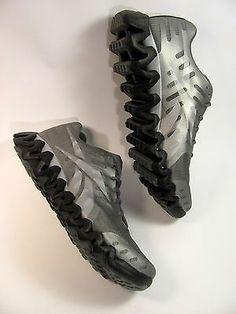 New Reebok Zigtech Shark Mens Athletic Running Zigs Shoes V44539 Retail $99