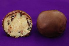 Chocolate Chip Cookie Dough Truffles | gimmesomeoven.com